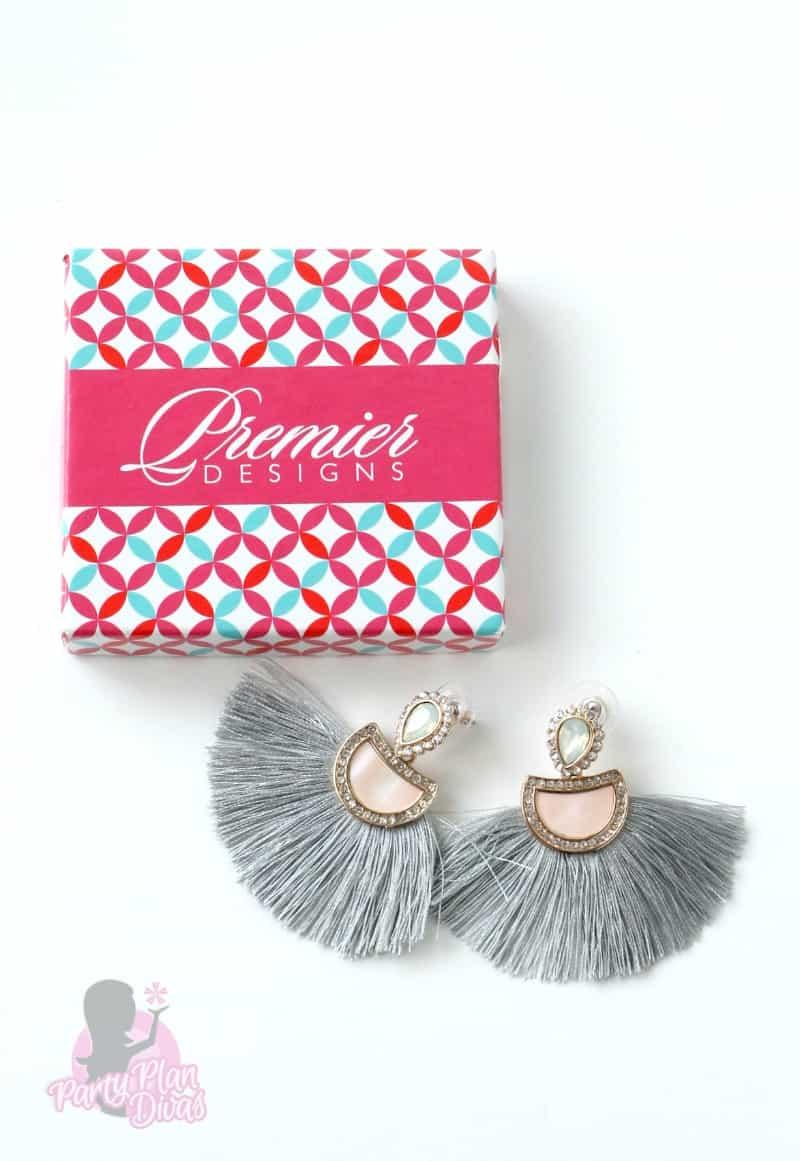 Premier Designs – Fanfare Earrings