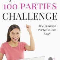 The 100 Parties Challenge