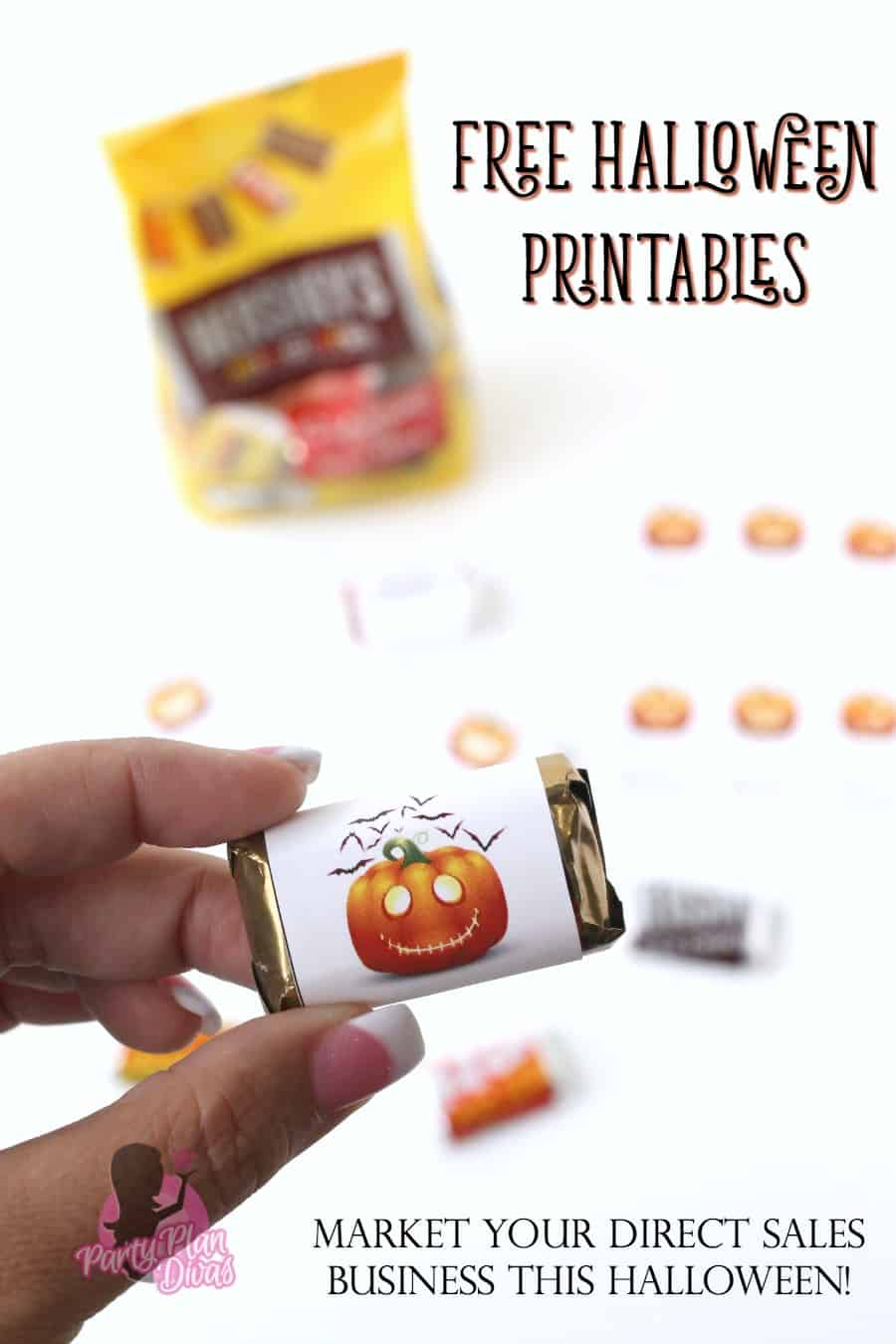 Free Halloween Printable For Your Direct Sales Business