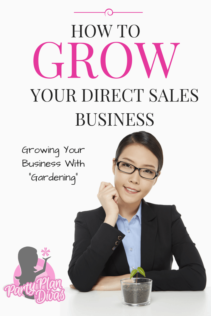 How To GROW Your Direct Sales Business