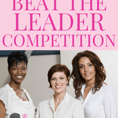 Direct Sales Team Incentive – Beat The Leader Competition