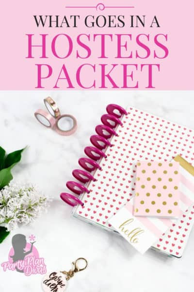 What Goes In A Hostess Packet