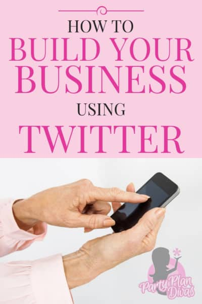how to grow your direct sales business with twitter