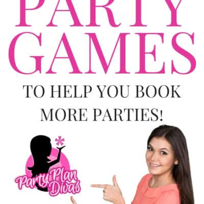 Direct Sales Games To Book Parties