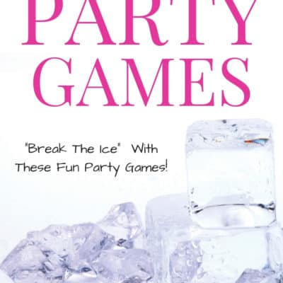 Ice Breaker Direct Sales Party Games