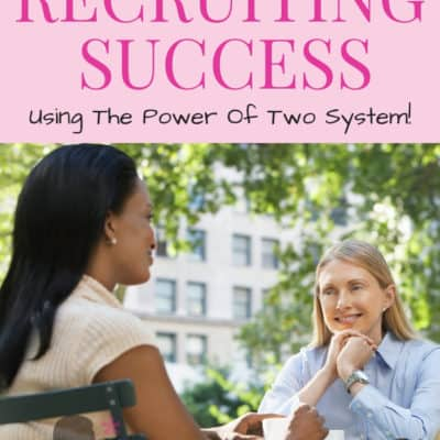Direct Sales Recruiting – The Power Of Two