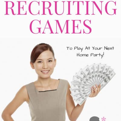 Fun Direct Sales Recruiting Games
