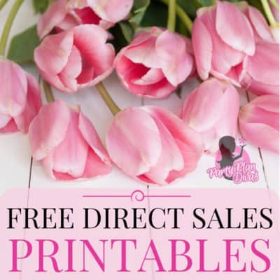 Free Direct Sales Printables To Skyrocket Your Business