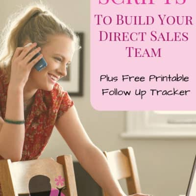 Direct Sales Recruiting Scripts