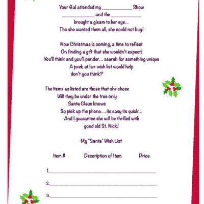 Secret Santa Wishlist to Boost Your Holiday Sales
